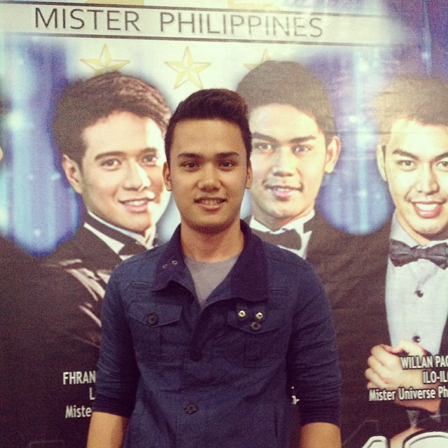 mister philippines davao 1