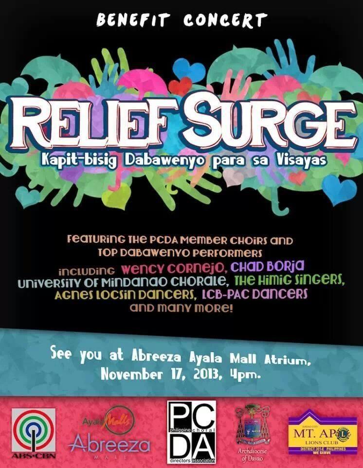 relief surge