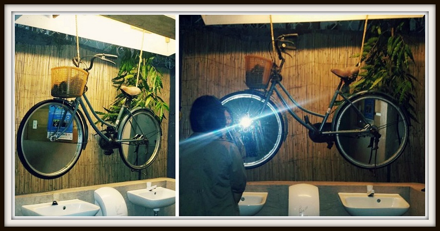The Mirror Bike 2