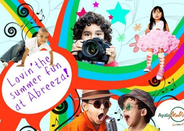 Abreeza Summer Kiddie Workshop