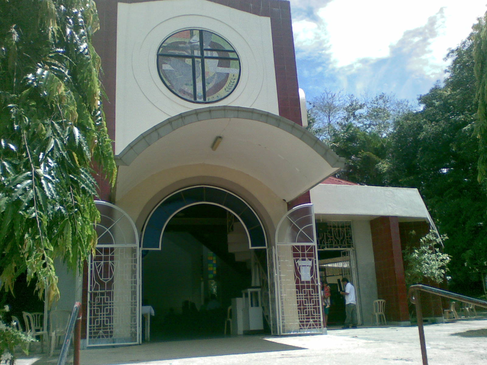 Churches in Davao for Visita Iglesia Assension of the Lord Paris