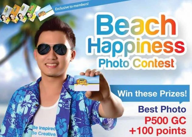 NCCC Mall Beach Happiness Contest