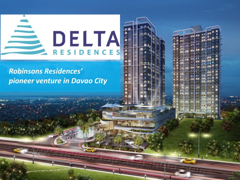 Robinsons Delta Residences 1