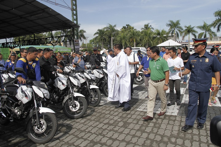 Tagum's Finest Boosts Police Visibility With 30 New Patrol Motorcycles 1