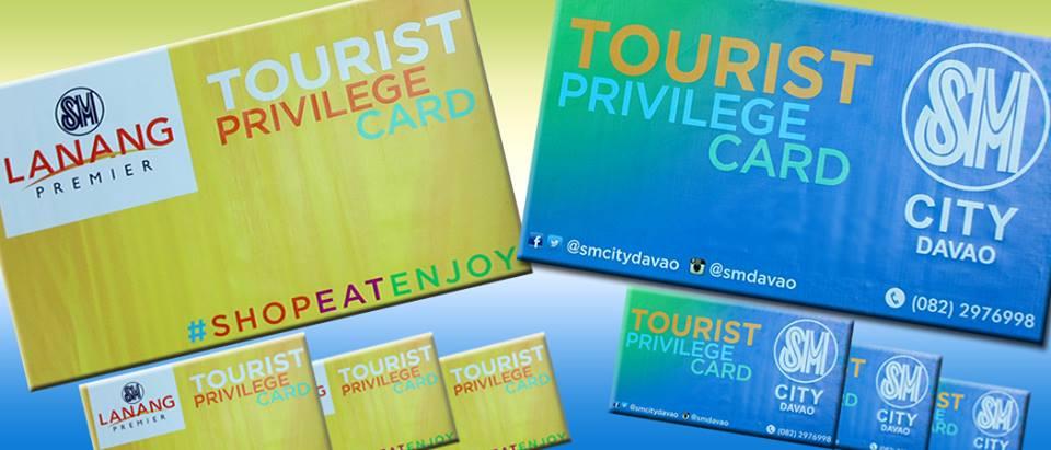 SM malls launch Tourist Privilege Card