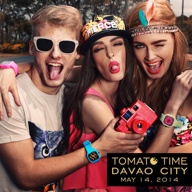 Tomato Time Davao 1