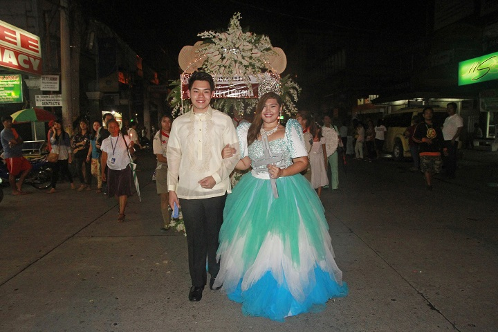Tagum holds Grand Santacruzan 2