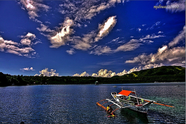 A view at Masao beach, Mati, Davao Oriental by marlon diwata - flickr