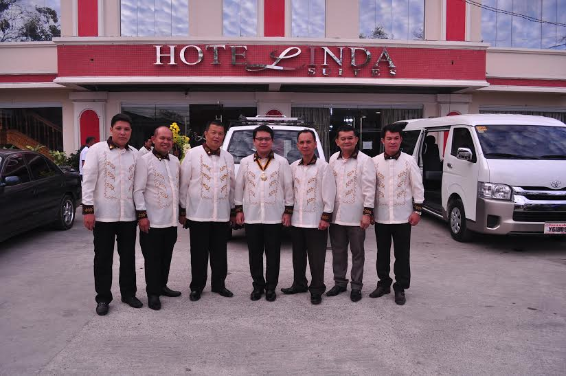 Knights of Rizal Tagumpay Chapter attends int'l convention 1
