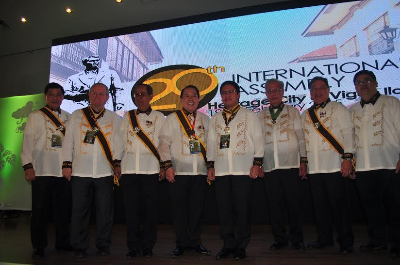 Knights of Rizal Tagumpay Chapter attends int'l convention 2