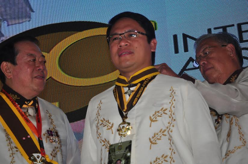 Knights of Rizal Tagumpay Chapter attends int'l convention 4