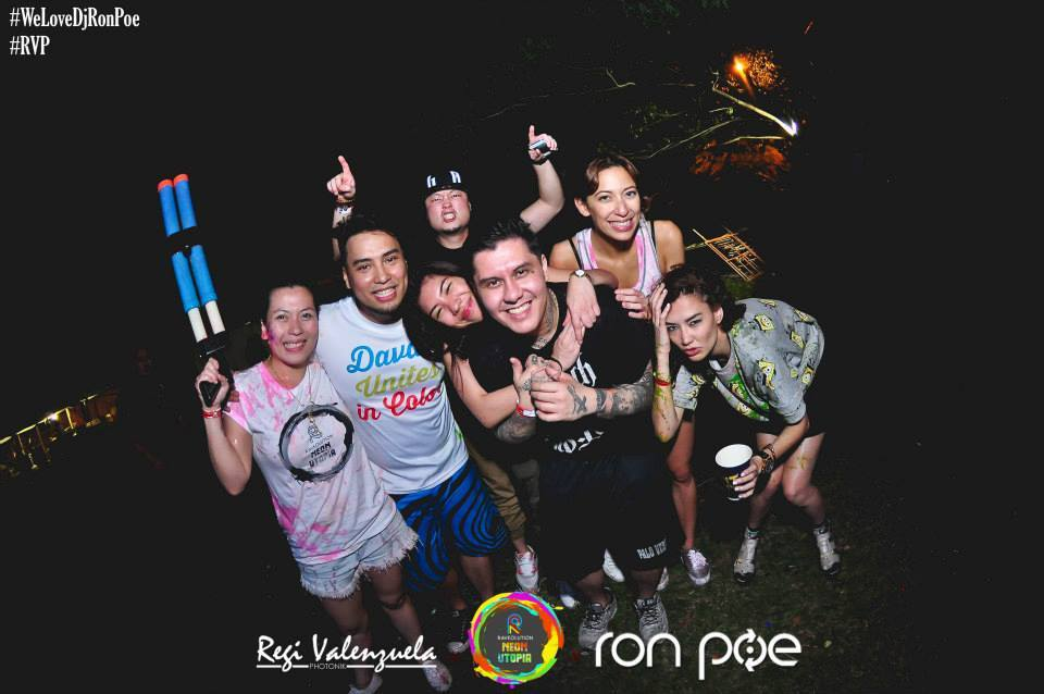 Raveoution Neon Utopia 2015 13