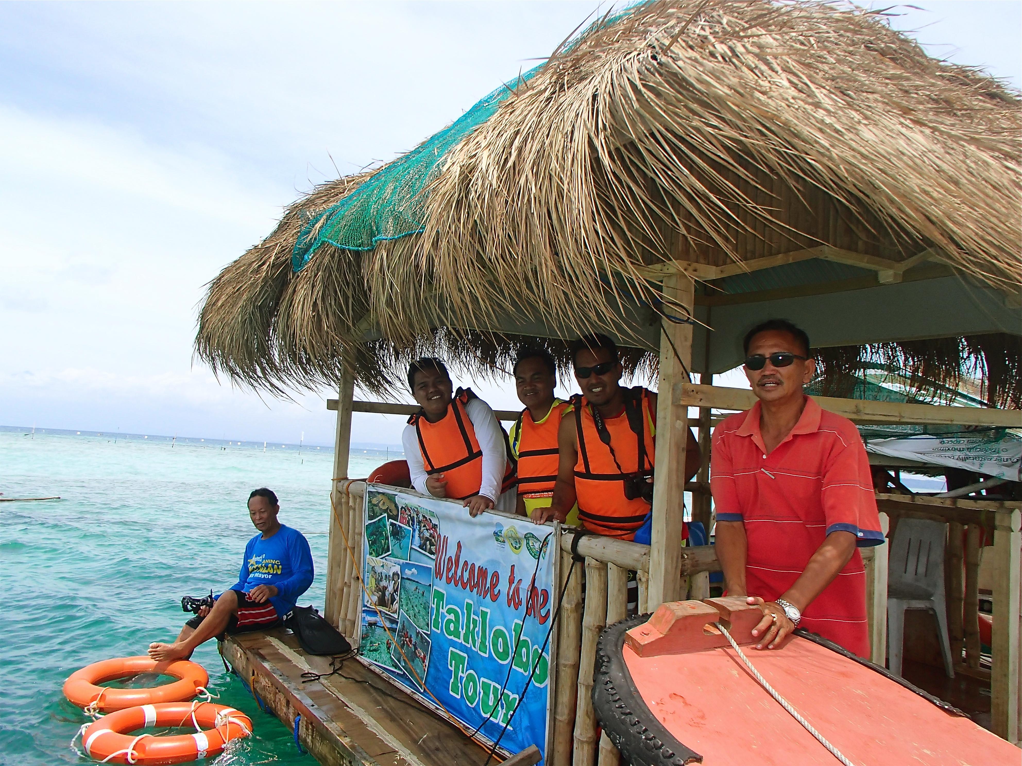 Taklobo Tours, Island Garden City of Samal