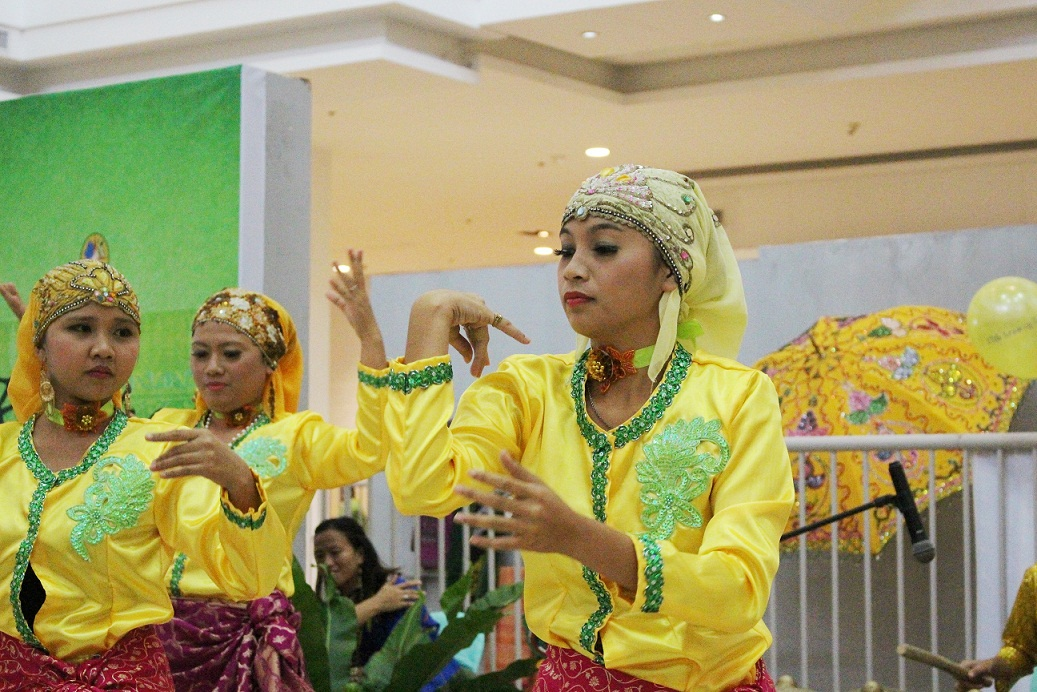 Tagum Muslim Youth Dancers