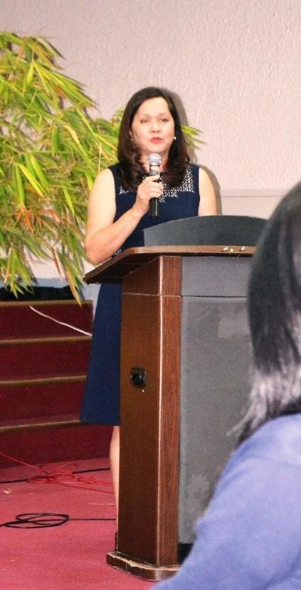 Councilor Marissa Abella