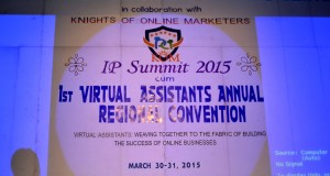 1st Virtual Assistants Regional Convention