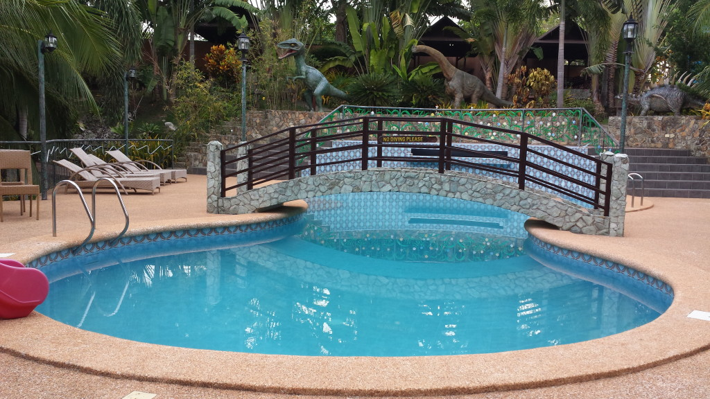 A closer look at the Kiddie Pool
