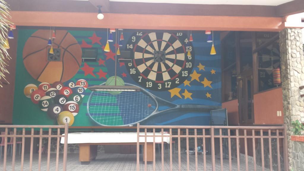 Billiards Hall @ Flushing Meadows Resort Bohol