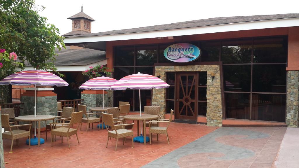Sports & Disco Bar @ Flushing Meadows Resort
