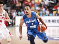 Jason William of Gilas Pilipinas
