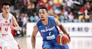 Jason William of Gilas Pilipinas