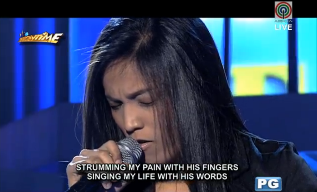 Screenshot from ABS-CBN News' video