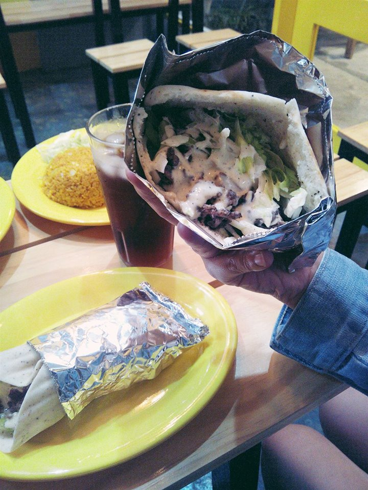 Shawarma Pocket