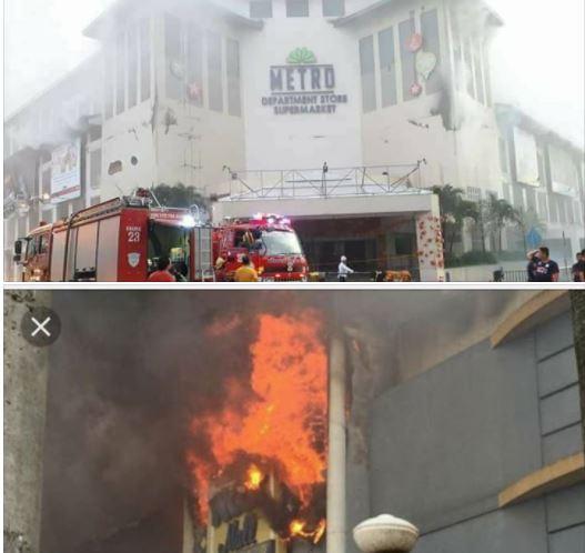 A Cebuano Mocking Davao After Fire in Cebu Mall - Davao Eagle