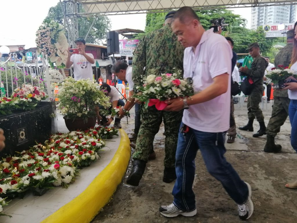 commemorating the roxas night market bombing